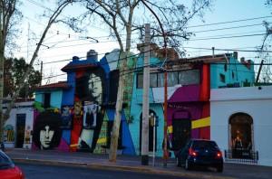 Street Art à Mendoza