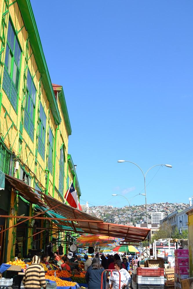 Valparaíso Mercado Cardonal
