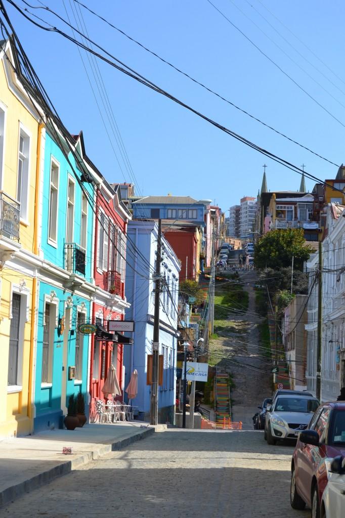 Valparaíso Cerro Concepción