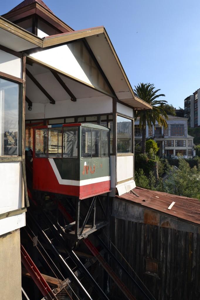 Ascenseur de Valparaíso