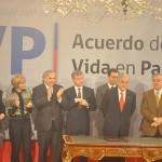 Lanzamiento del Acuerdo de Vida en Pareja (AVP) en el Palacio de la Moneda  (Movilh via Flickr)