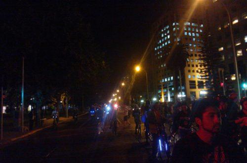 Article : Un défilé de plus pour les «Furiosos Ciclistas»