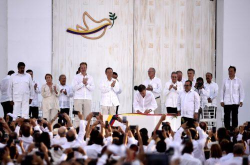Article : VIDEO – Colombie : l'impossible paix des FARC