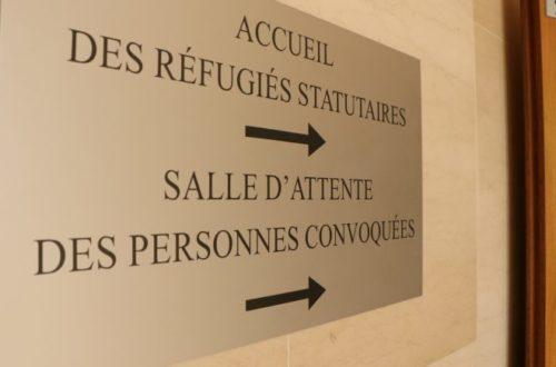 Article : Aux réfugiés, l'OFPRA pose «beaucoup de questions», mais «ils sont gentils»